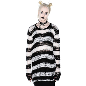 Pulover pentru femei KILLSTAR - Never Trust The Living - Faux-Mohair, KILLSTAR
