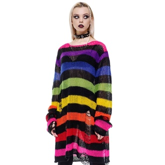 Pulover KILLSTAR unisex - Over The Rainbow, KILLSTAR