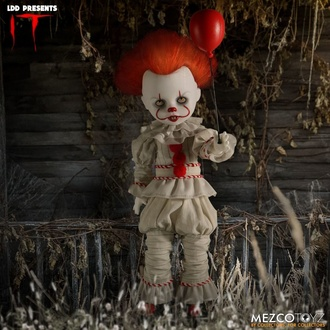 Figura (păpuşă) IT - Living Dead Dolls - Pennywise, LIVING DEAD DOLLS