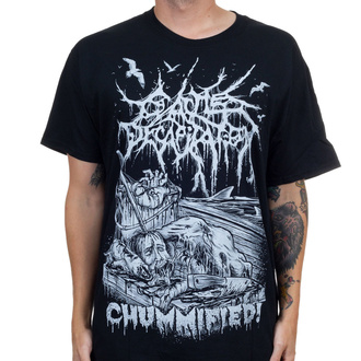 tricou stil metal bărbați Cattle Decapitation - Chummified - INDIEMERCH, INDIEMERCH, Cattle Decapitation