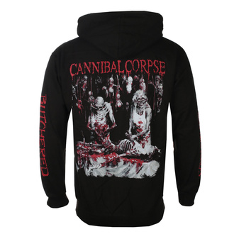 hanorac cu glugă bărbați Cannibal Corpse - BUTCHERED AT BIRTH - PLASTIC HEAD, PLASTIC HEAD, Cannibal Corpse