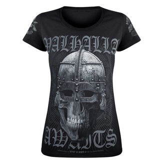 Tricou pentru femei VICTORY OR VALHALLA - VIKING, VICTORY OR VALHALLA