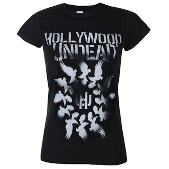 tricou stil metal femei Hollywood Undead - DOVE GRENADE SPIRAL - PLASTIC HEAD, PLASTIC HEAD, Hollywood Undead