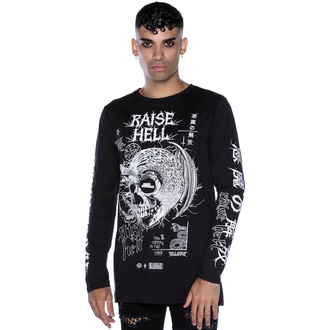 Bluză unisex KILLSTAR - Raise Hell, KILLSTAR