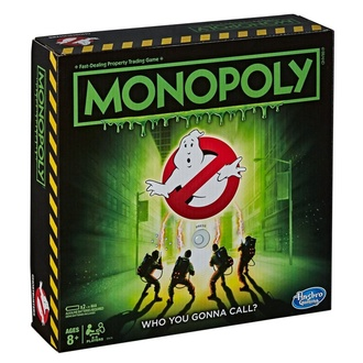 Joc Ghostbusters - Board Game Monopoly, NNM, Ghostbusters
