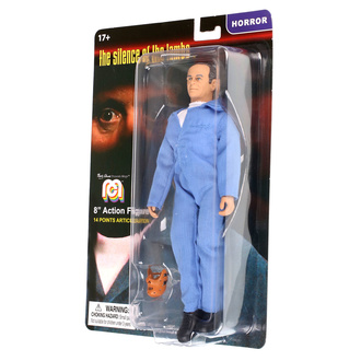 Figurina The Silence of the Lambs - Hannibal Lecter, NNM, Tacerea mieilor