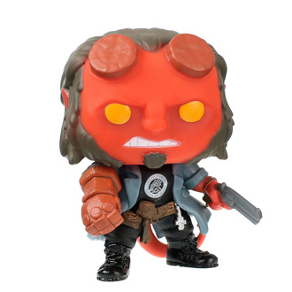 Figurină Hellboy POP!, Hellboy