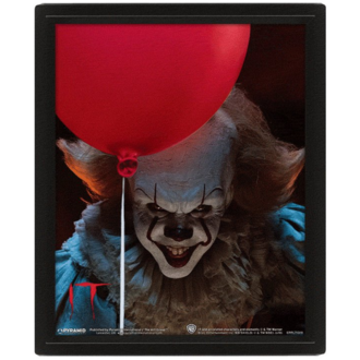Poster PENNYWISE - EVIL - PYRAMID POSTERS, PYRAMID POSTERS, Pennywise