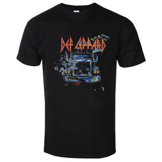 tricou stil metal bărbați Def Leppard - On through the night - LOW FREQUENCY, LOW FREQUENCY, Def Leppard