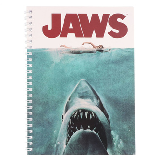Agendă Jaws - Movie Poster, NNM, Falci
