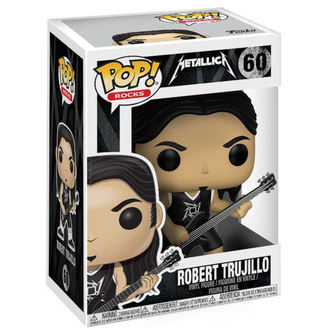 Figurină Metallica - Robert Trujillo - POP!, Metallica