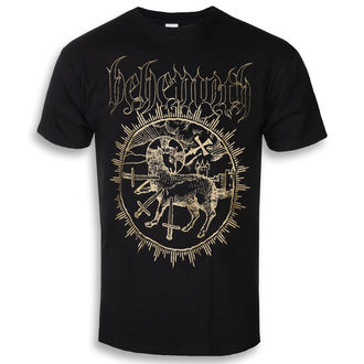 tricou stil metal bărbați Behemoth - Inverted Cross - KINGS ROAD, KINGS ROAD, Behemoth