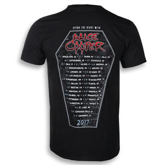 tricou stil metal bărbați Alice Cooper - Love The Dead (Nov) - ROCK OFF, ROCK OFF, Alice Cooper