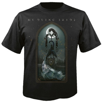 Tricou bărbați MY DYING BRIDE - A secret kiss - NUCLEAR BLAST, NUCLEAR BLAST, My Dying Bride