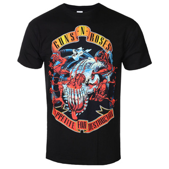 tricou stil metal bărbați Guns N' Roses - Appetite for destruction - BRAVADO, BRAVADO, Guns N' Roses